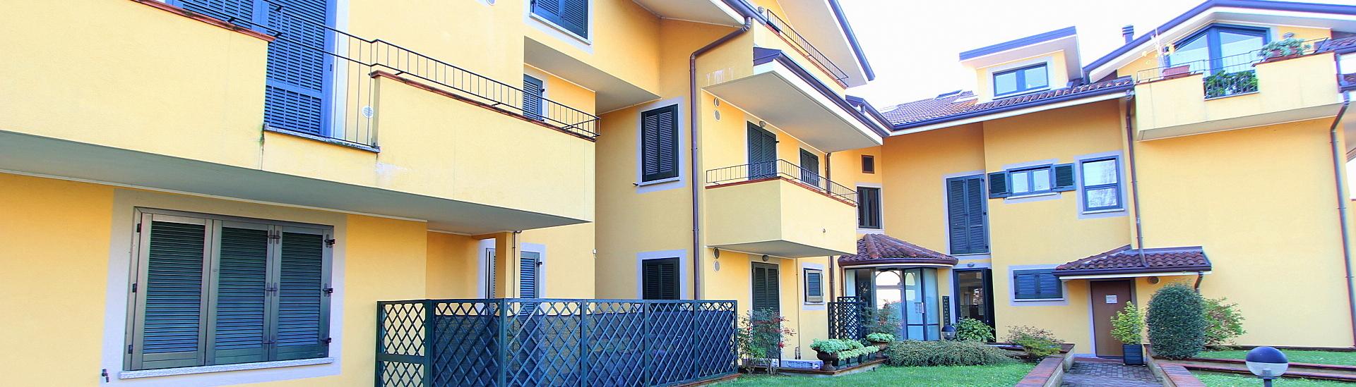 Recente costruzione in centro a Nerviano