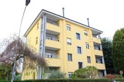 Appartamento e palazzina ristrutturata