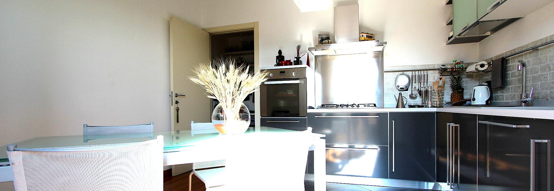 Recente e luminoso appartamento