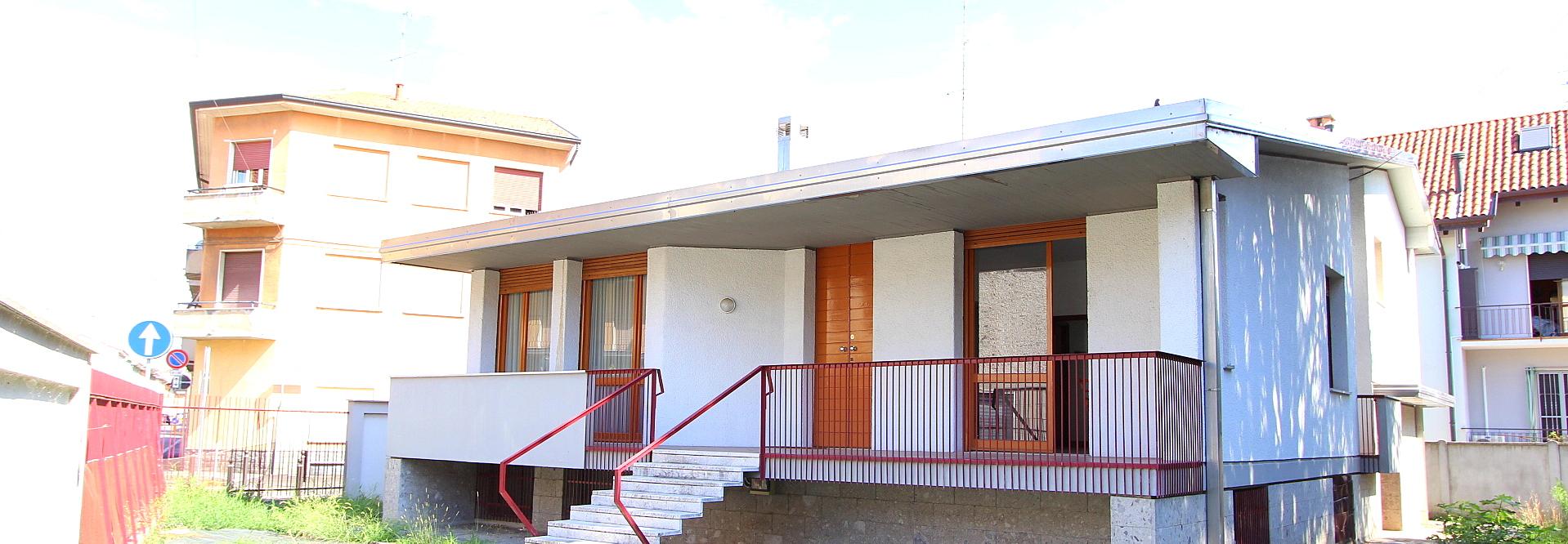 Villa Singola Con Area Di Proprietà